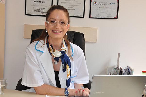 Д-р Даниела Грозева