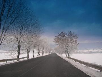 зимни пътища