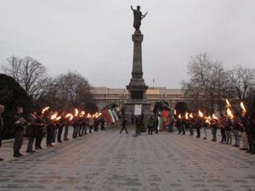 факелно шествие ВМРО