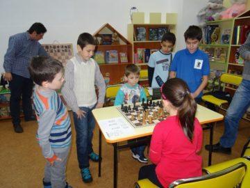 шахмат библиотека