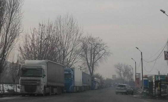 тирове Румъния мост