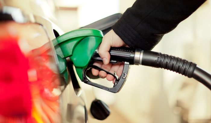 бензиностанция гориво