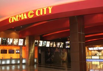 cinema city mall rousse