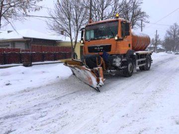 Гюргево чистене на сняг