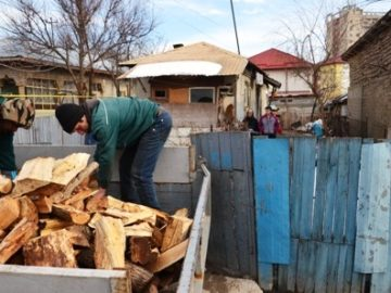 дърва отопление Гюргево