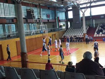 Баскетбол Дунав Русе Академик Варна