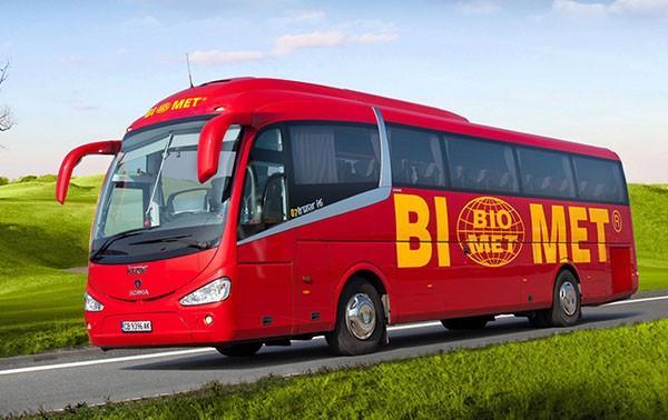 биомет автобуси