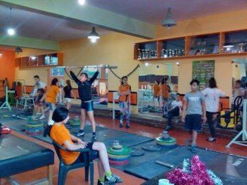 Тежкоатлетически спортен клуб - Русе
