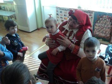 Баба Марта посети Тръстеник