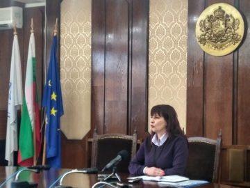 Мирослава Маркова ще бъде председател на Районната избирателна комисия в Русе