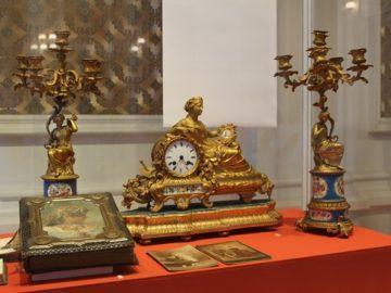 """""""Луксът на XIX век"""" изложба"""