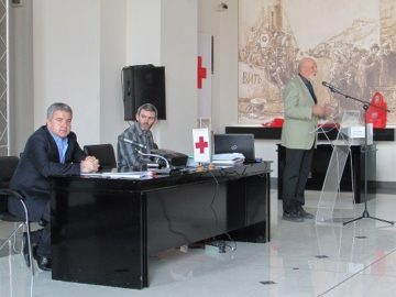 Български червен кръст - Русе