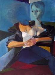 изложба живопис на пловдивските художници Минчо Панайотов и Пламен Бешков