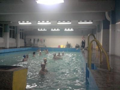 Далян Русе триатлон басейн спортно училище