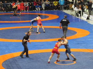 международен турнир по борба в Булстрад Арена 2