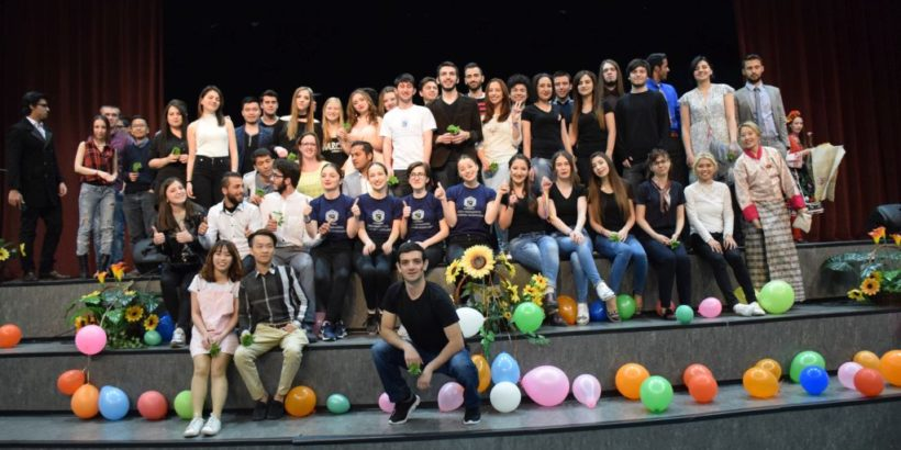 Фестивал на чуждестранните студенти в Русенския университет
