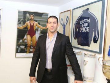 Христо Маринов борба