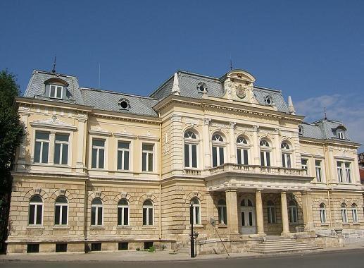 исторически музей Русе отвън