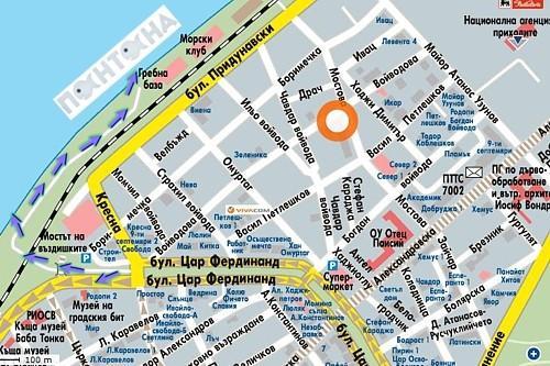 карта понтона