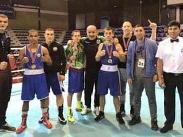 Боксов клуб Русе Иван Росинов в кат до 60 кг