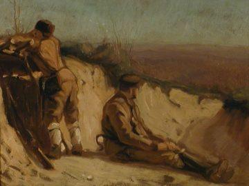 изложба, посветена на 100-годишнината от Първата световна война