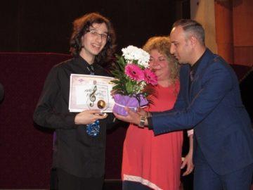Пианистът Николай Димитров спечели Гран при