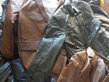 кожени якета задържаха митничарите на Дунав мост 1