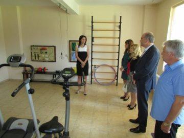 Бисер Петков посети най-големият ЦСРИ в България