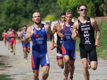 триатлон бягане езеро липник русе 2017