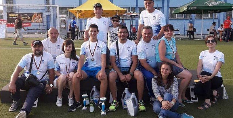 Русенските стрелци с лък обраха медалите и купите на домакинското състезание