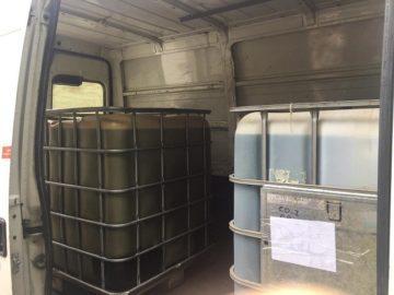 гориво без документи задържаха инспектори от Митница Русе