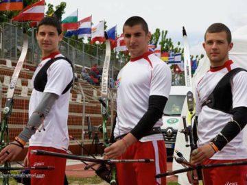 Българските кадети се представиха с добри резултати във втората европейска младежка купа в Пореч