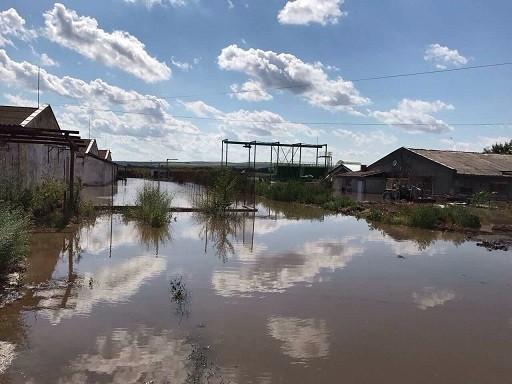 Наводнение в Караманово