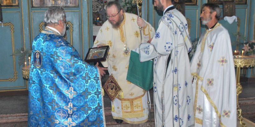 Русенският митрополит Наум посети Тутракан навръх Илинден