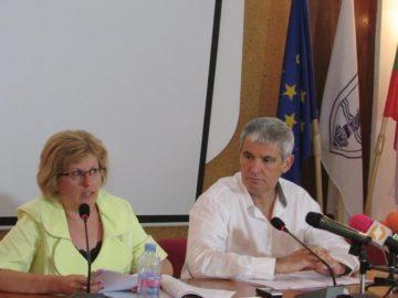 Боянка Димитрова е преизбрана за областен координатор на КНСБ в Русе