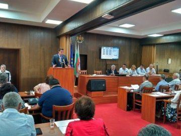 заседание общински съвет русе