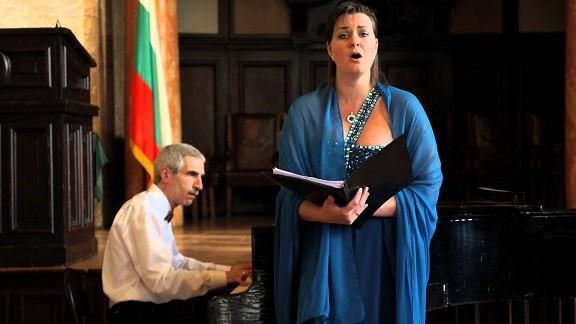 Гиргина Гиргинова - 10 години на сцената на Държавна опера - Русе