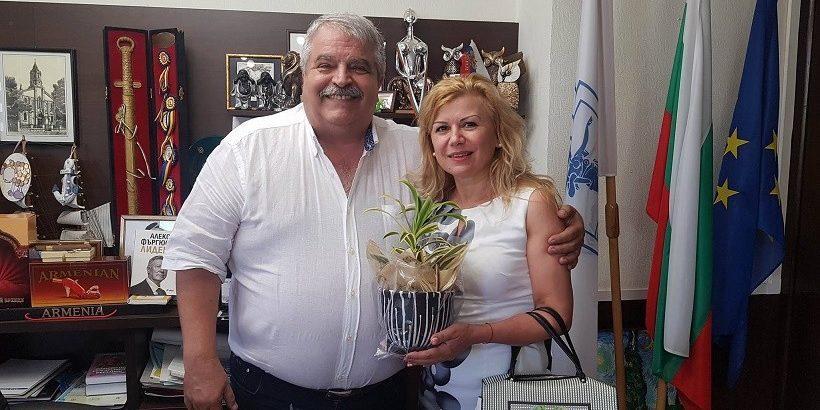 Зам. - кметът на Община Русе Иван Григоров празнува рожден ден днес