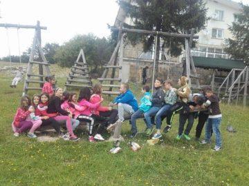 """60 деца от Русе бяха на летен лагер в """"Узана"""""""