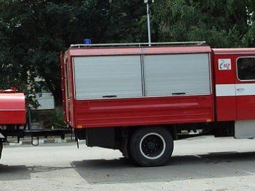 Нова водоноска допълва пожарната в Ценово