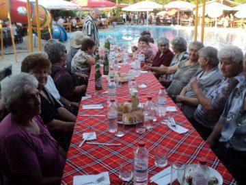 Проведе се традиционният празник на пенсионерите в Община Иваново