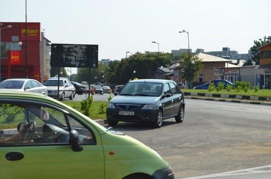 Шофьорите в Гюргево впечатляват - паркират дори на кръстовище