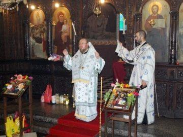 Русенският митрополит Наум посети Попово навръх Успение Богородично