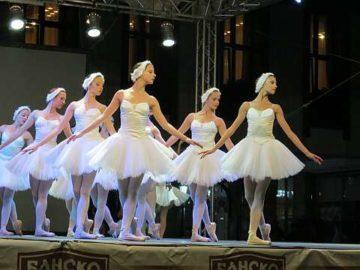 Държавна опера - Русе на фестивала в Банско