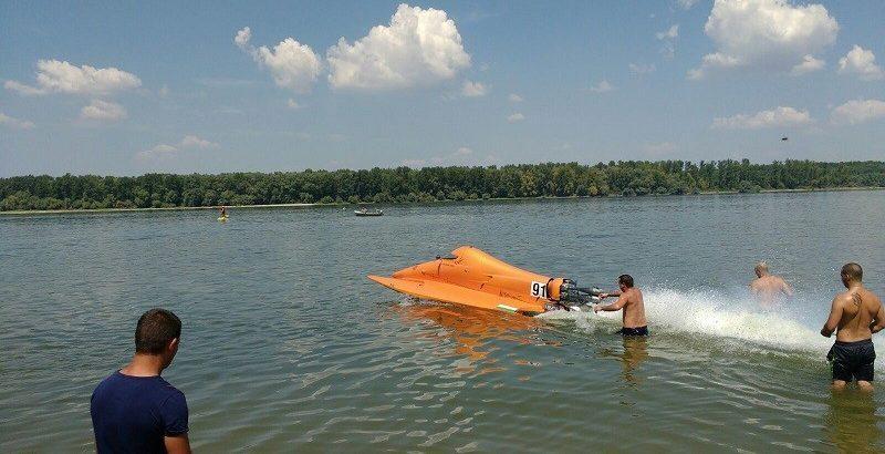 Над 40 участници стартираха в национално състезание по водомоторен спорт край Ряхово