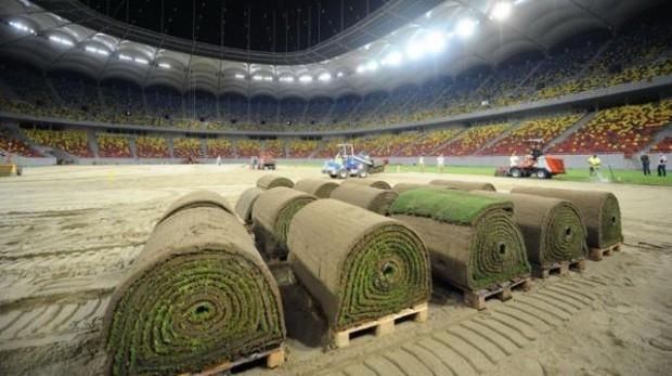 Тревата за националния стадион в Букурещ идва от гюргевско село