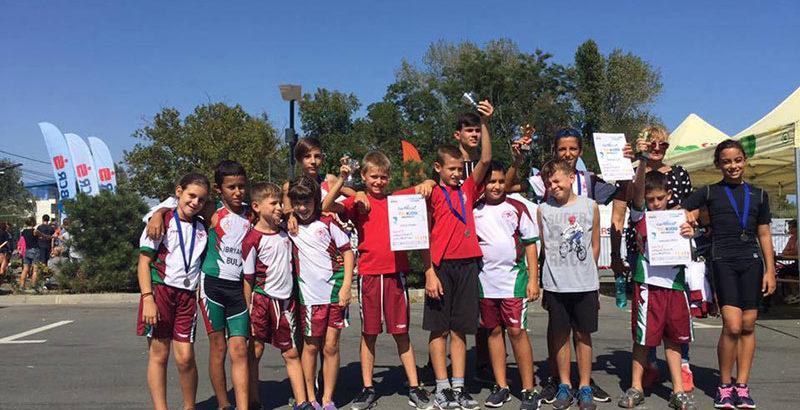ск триатлон далян русе награди румъния