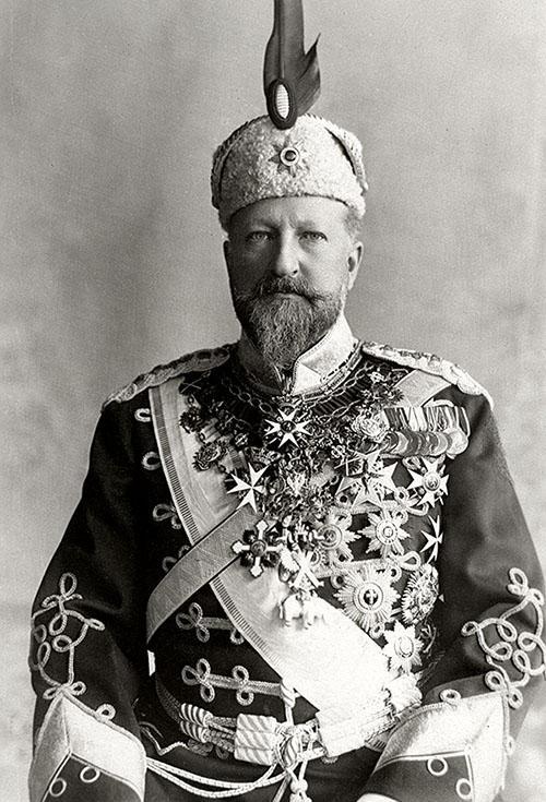 цар фердинанд архивна