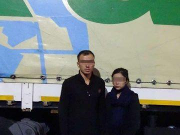 На Дунав мост 1 тази сутрин хванаха двама нелегални мигранти, скрити под камион
