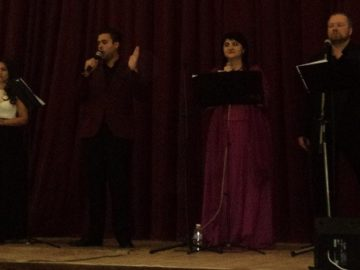 Есенен концерт зарадва жителите на Тръстеник и Мечка